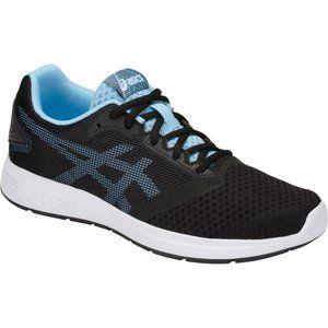 Asics Patriotic Everyday Comfort Black Blue Shoes